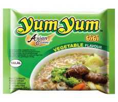 Instant Vegetable Noodles 60 GR