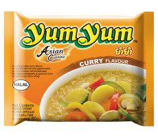 Instant Curry Noodles 60 GR