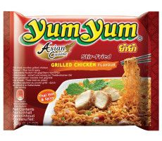 Inst. Noodles Grilled Chicken 70 G 70 GR