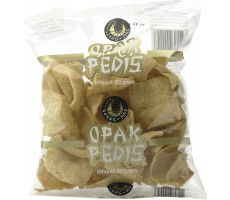 Opak Pedis Cassava Crackers 80 GR