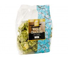 Wasabi Crackers 125 GR