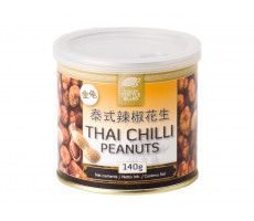 Peanuts coated with Chilli 140 GR