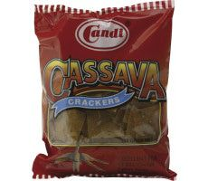 Cassava Crackers (raw) 250 GR