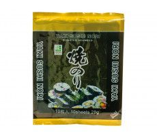 Yaki Nori (Roasted Seaweed, Gold) 28 GR