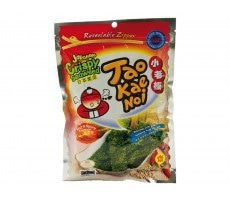 Japanese Crispy Seaweed (Hot & Spicy) 36 GR