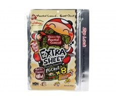 Extra Sheet Seaweed & Garlic 16 GR