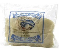 Prawn Crackers Round (raw) 500 GR