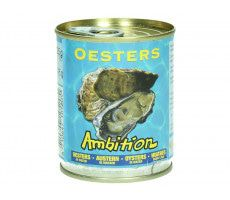 Oysters in Water 225 GR