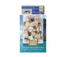 Baby Cuttlefish (whole) 1000 GR