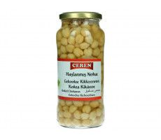 Chickpeas Cooked 580 GR