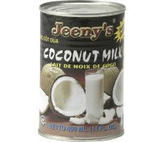 Coconut Milk 18% Fat 400 ML