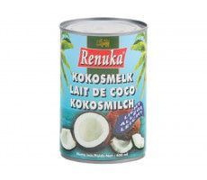 Coconut Milk Light 9% Fat 400 ML