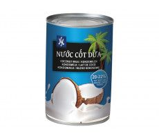Vietnamese coconut milk (20-22% fat) 400 GR