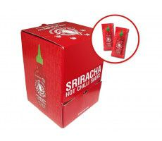 Sriracha Chilisauce 'To Go' 200 x 8 ml