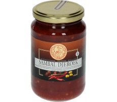 Chilli paste Sambal Djeroek 375 GR