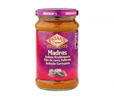 Madras Curry Paste 283 GR