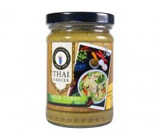 Green Curry Paste 227 GR