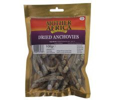 Anchovy dried