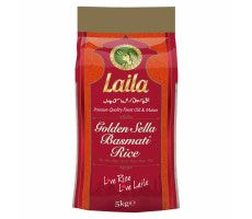 Basmati Rice Sella parboiled