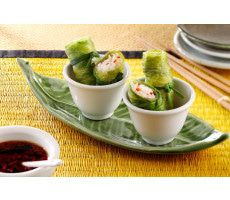 Asian Lettuce Rolls Recipe