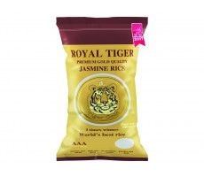 Jasmine Rice Gold 18 KG Royal Tiger