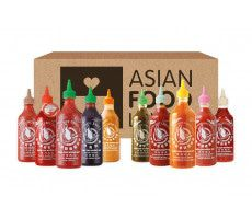 Mix Flying Goose Sauces 455 ML
