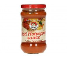 Pepper Sauce Hot Roti