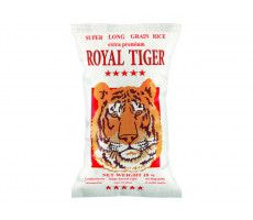 Rice white long grain 18 KG Royal Tiger