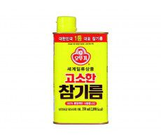 Oil sesame OTTOGI can 350ml